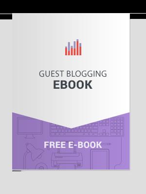 Guest Blogging E-book